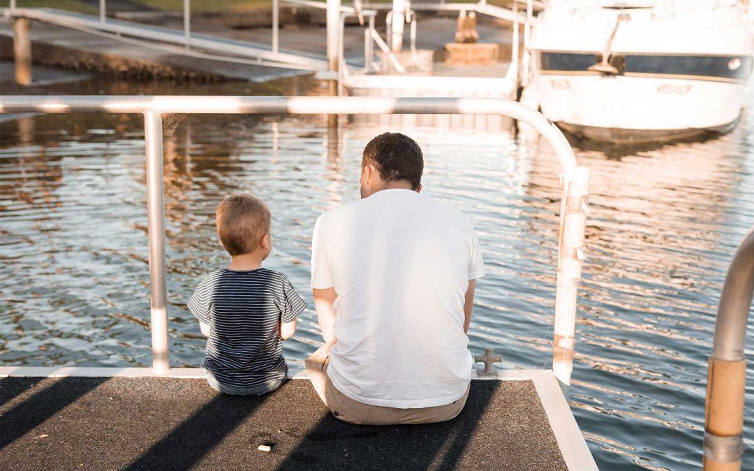 Make Divorce Less Stressful for Children