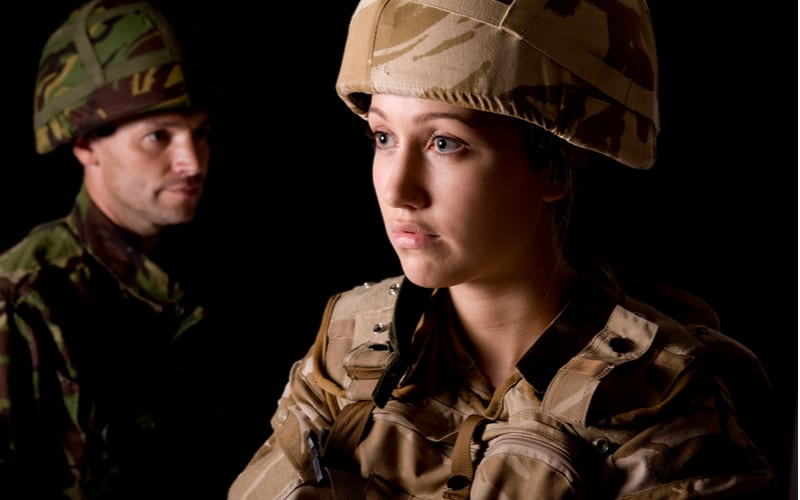 Kirkland & Sommers are Military Divorce Specialists